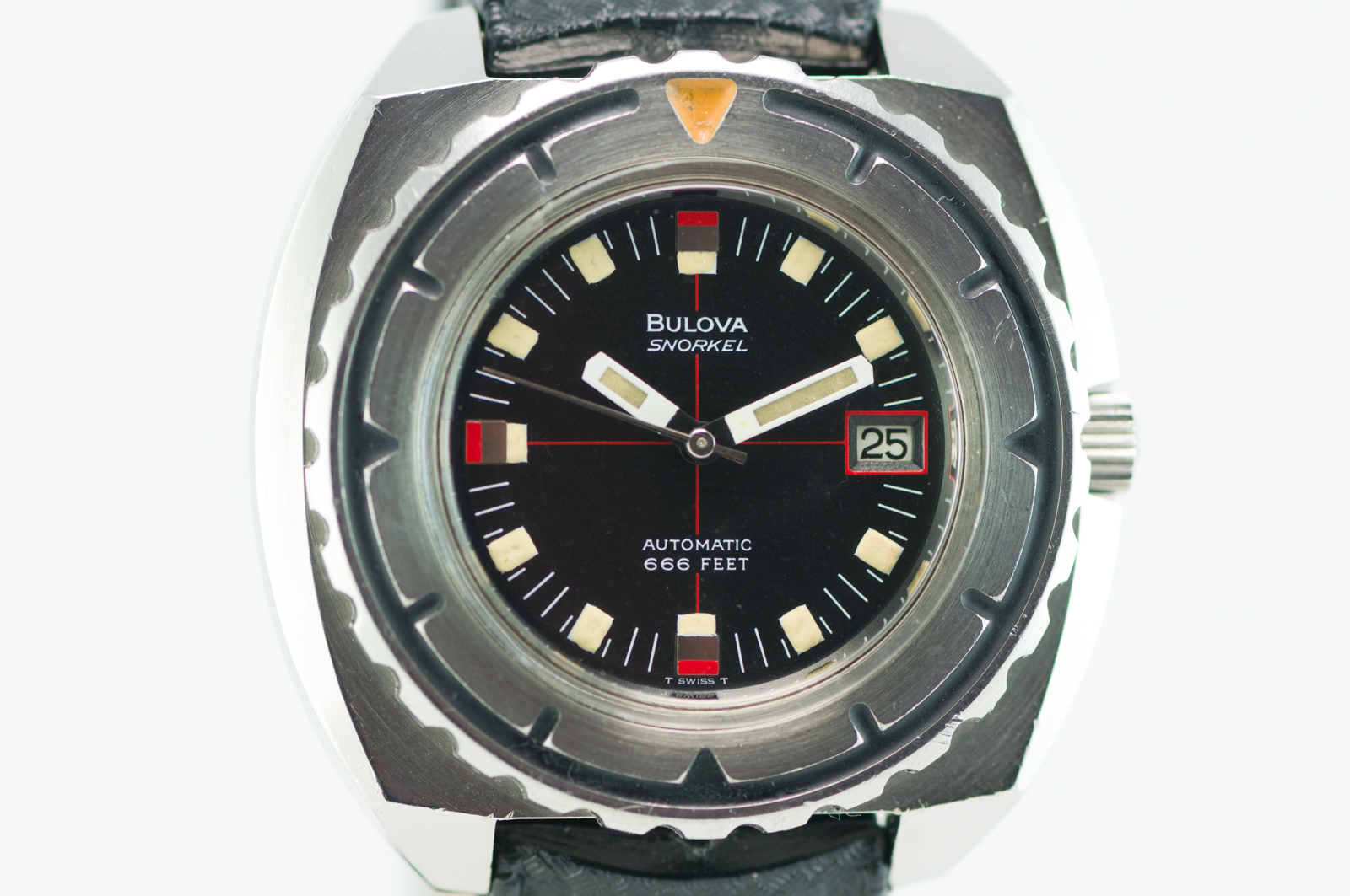Bulova Snorkel Diver 666-7